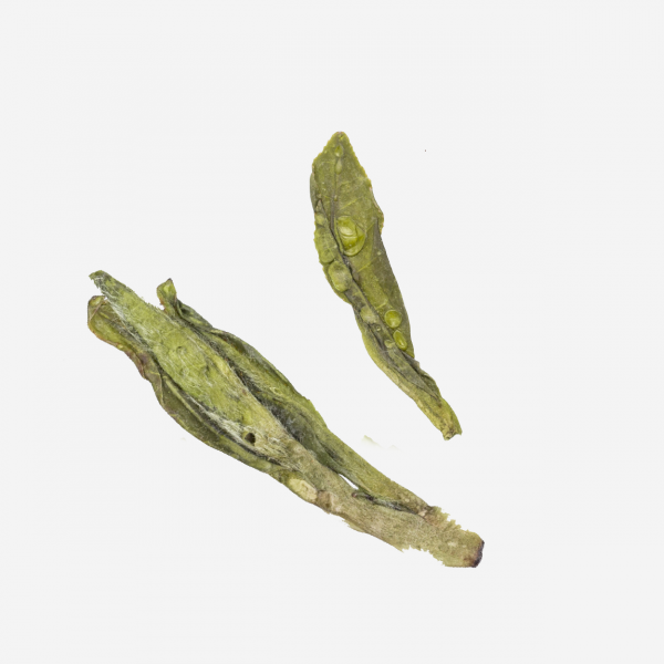 Original Dragonwell, Green tea leaves